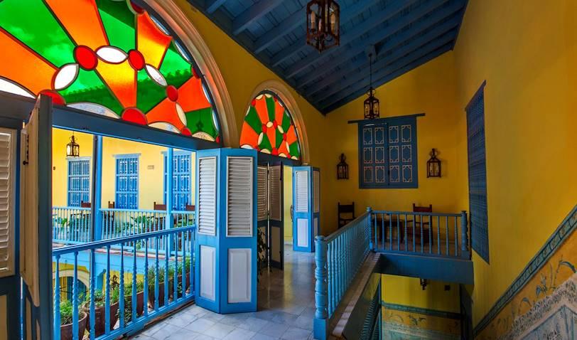 Hotel Beltran de Santa Cruz - La Havane - Cuba