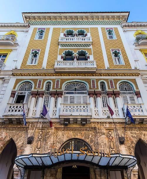 Hotel Sevilla - La Havane - Cuba