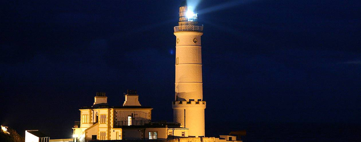Corsewall lighthouse hotel - Kirkcolm - Ecosse