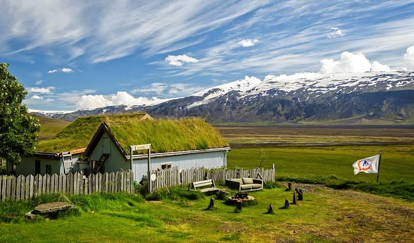 Auberge de jeunesse Fljotsdalur - Hvolsvöllur - Islande