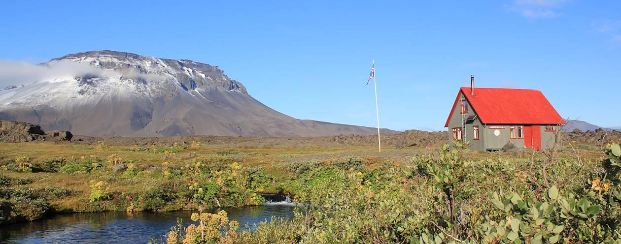 Refuge d'HERDUBREID - Islande