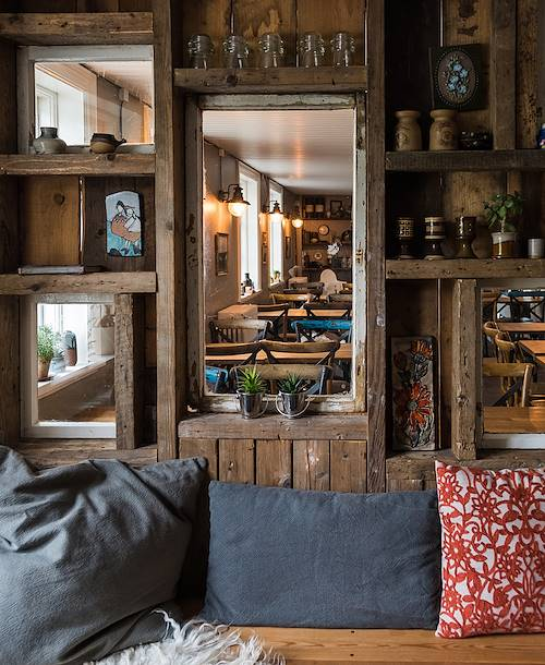 Guesthouse Skyrgerdin - Hveragerdi - Sud-Ouest - Islande