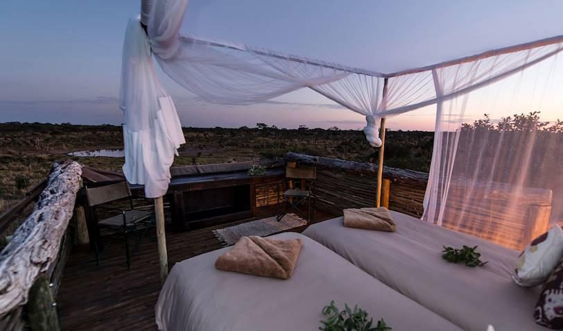 Skybeds - Khwai - Botswana