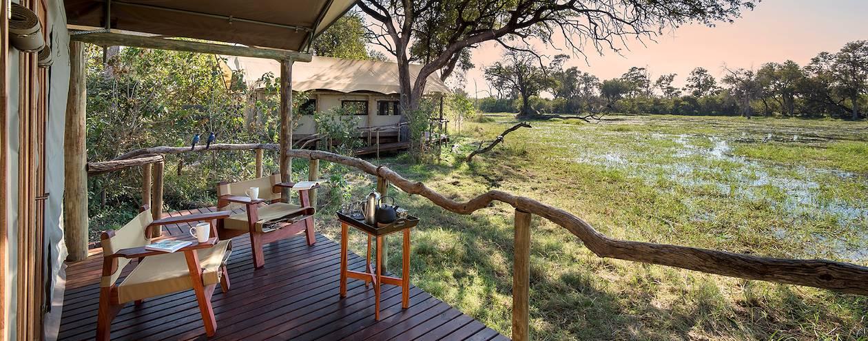 Khwai Tented Camp - Khwai - Moremi Game Reserve - Botswana