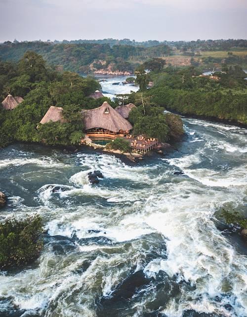 Wildwaters Lodge - Jinja - Ouganda