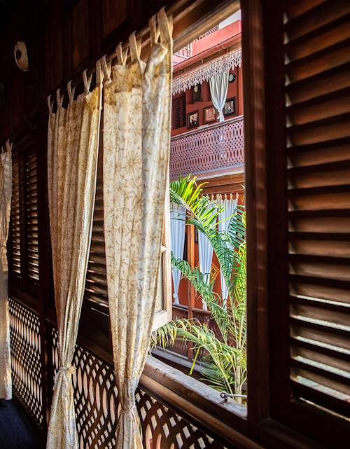 Jafferji House & Spa - Stone Town - Zanzibar Vieille Ville - Tanzanie