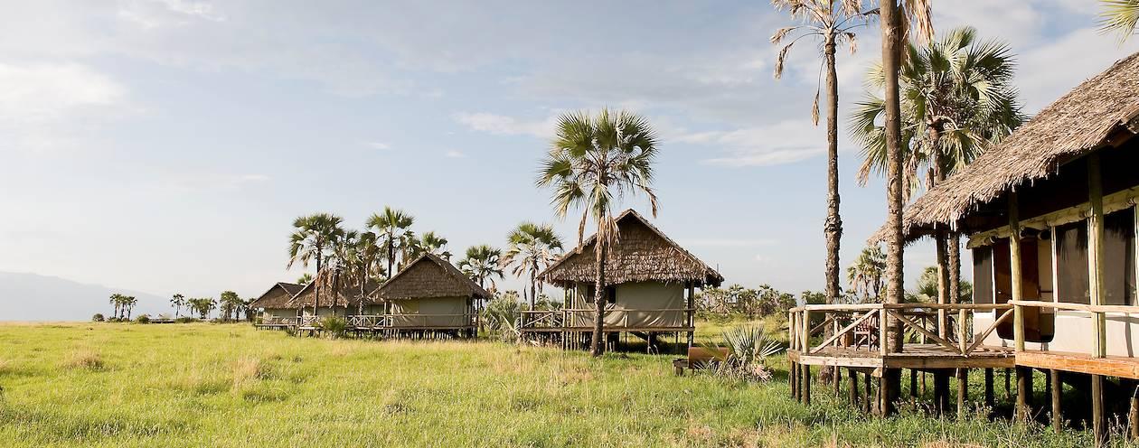 Maramboi Tented Camp - Parc national de Tarangire - Tanzanie