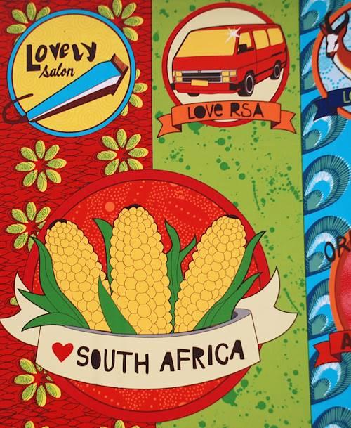 Soweto - Johannesburg - Afrique du Sud