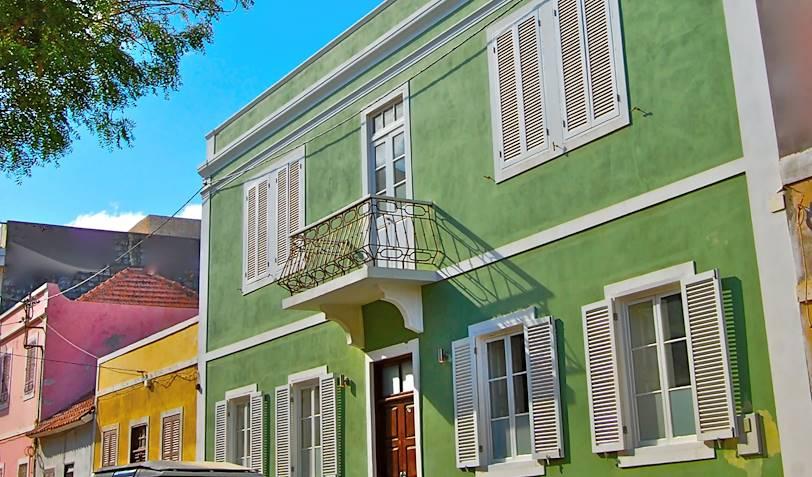 Casa Colonial - Mindelo - Cap Vert