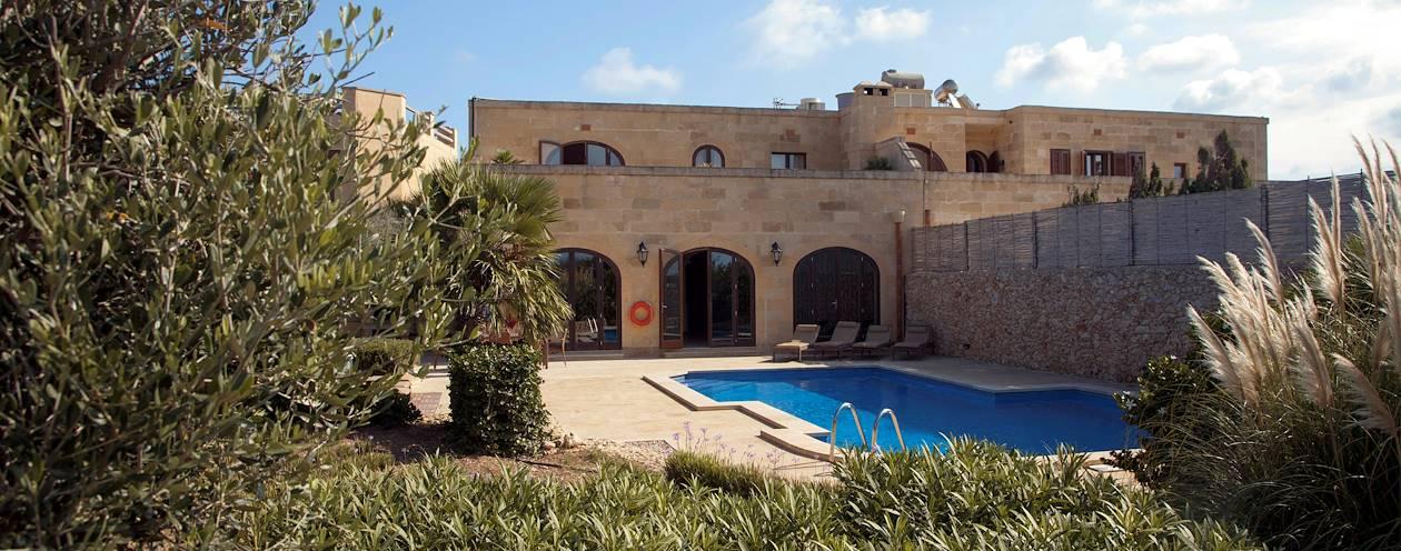 Farmhouse The Olives - San Lawrenz - Gozo - Malte