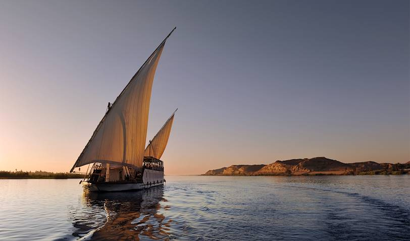 La Flâneuse du Nil - Egypte