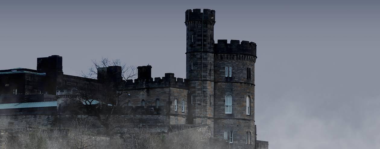 Vieux château d'Edimbourg - Edimbourg - Ecosse - Royaume-Uni
