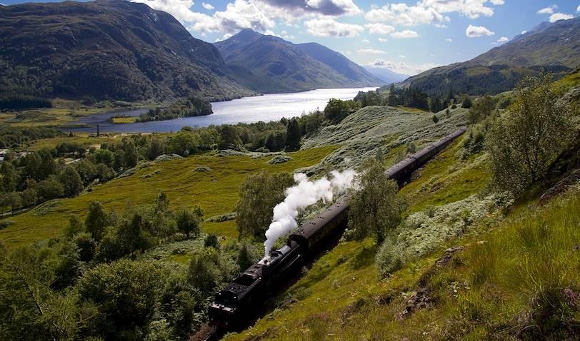 Glenfinnan - Highlands - Ecosse