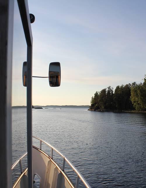 Croisière sur le lac Saimaa - Finlande