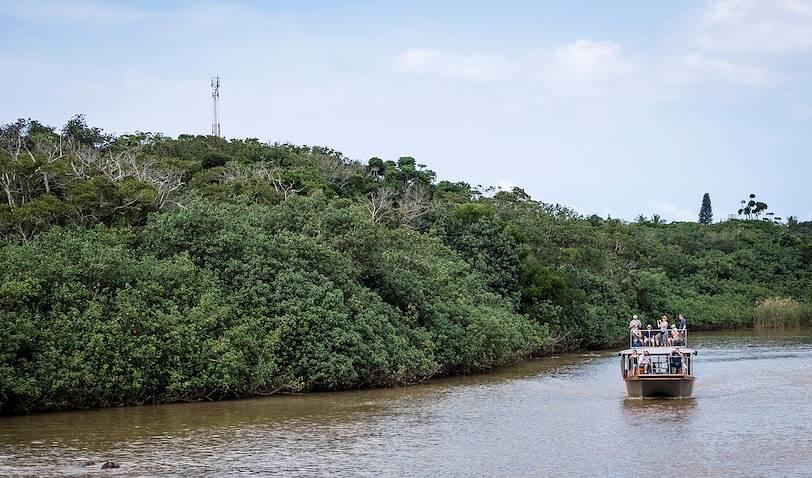 Croisière sur l'estuaire de Santa Lucia - Santa Lucia - KwaZulu-Natal - Afrique du Sud
