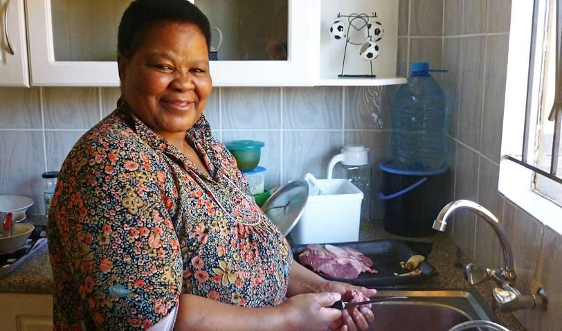 Chez Loreta - Soweto - Johannesburg - Afrique du Sud