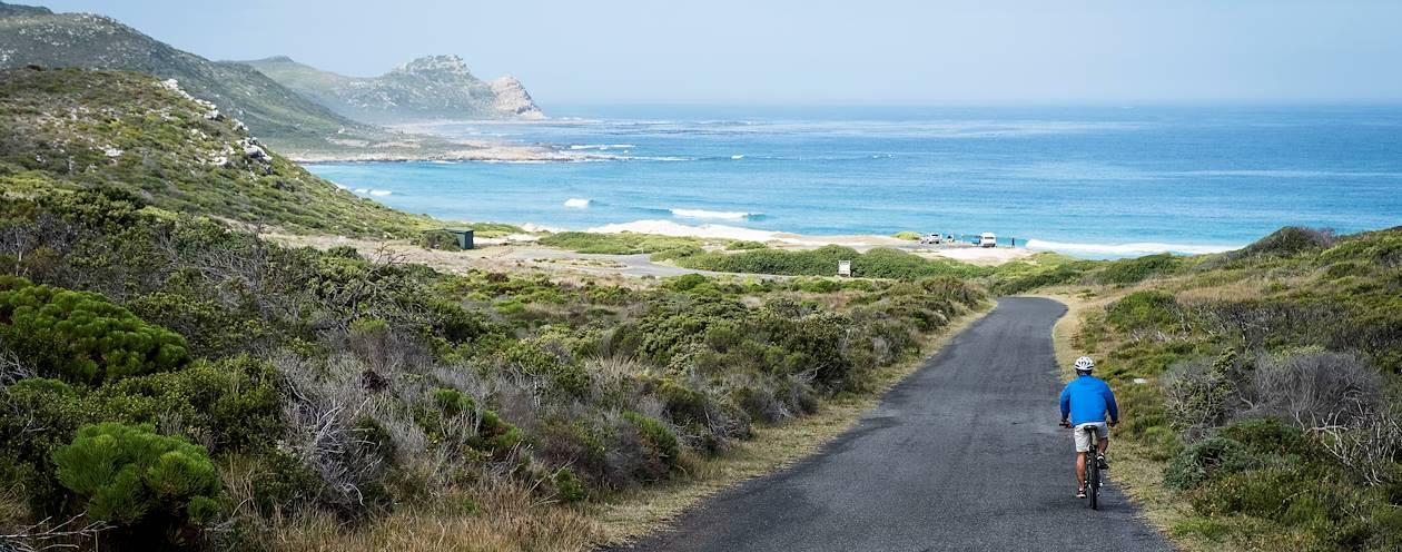 La Péninsule du Cap en VTT - Le Cap - Afrique du Sud