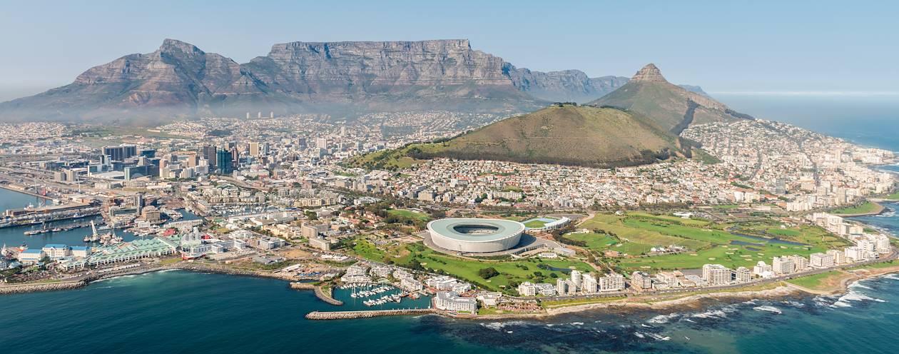 Survol du Cap en hélicoptère - Afrique du Sud