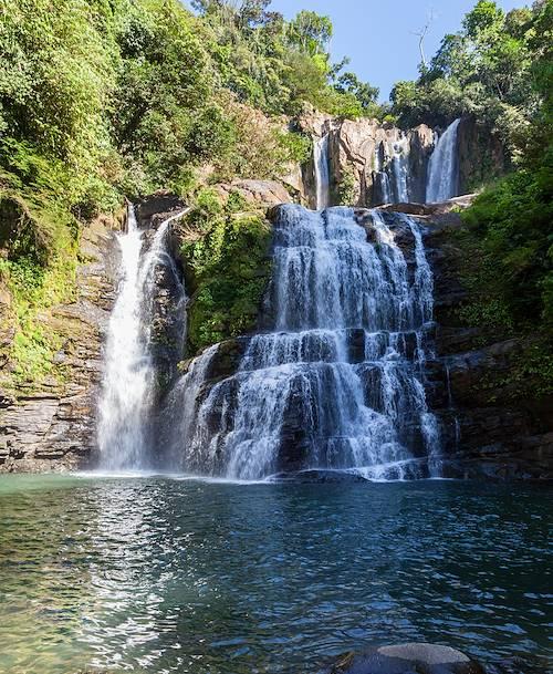 Les chutes Nauyaca - Dominical - Costa Rica