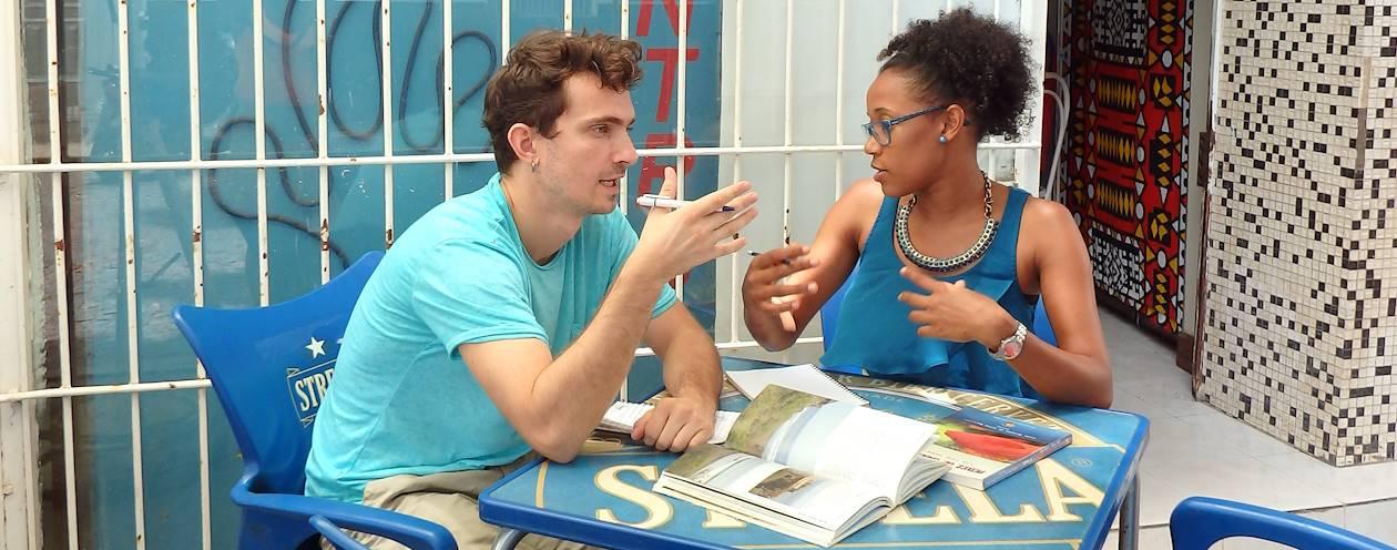 Initiation au créole - Mindelo - Cap Vert