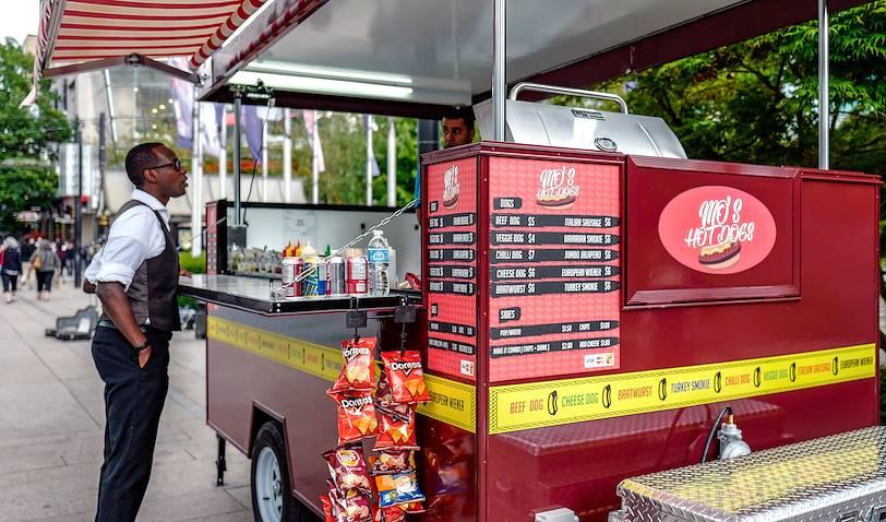 Les foodtrucks de Vancouver - Canada