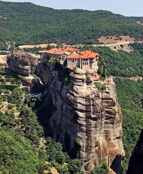Monastères des Météores - Région de Thessalie - Grèce