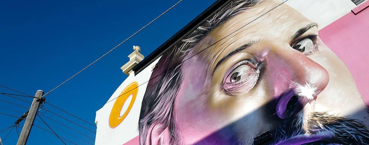 Melbourne, capitale du street art - Australie