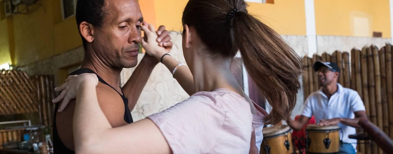 Cours de danse salsa - La Havane - Cuba