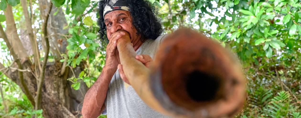 Sur la terre de mes ancêtres - Port Douglas - Le Queensland - Australie