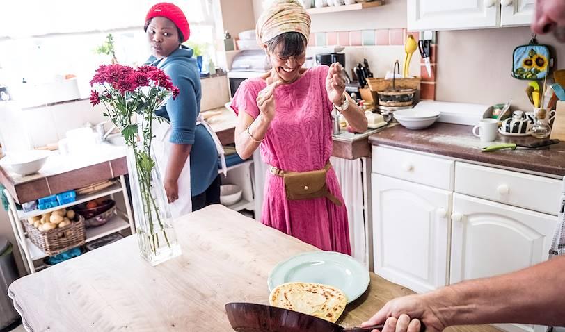Cours de cuisine à Bo-Kaap - Le Cap - Afrique du Sud