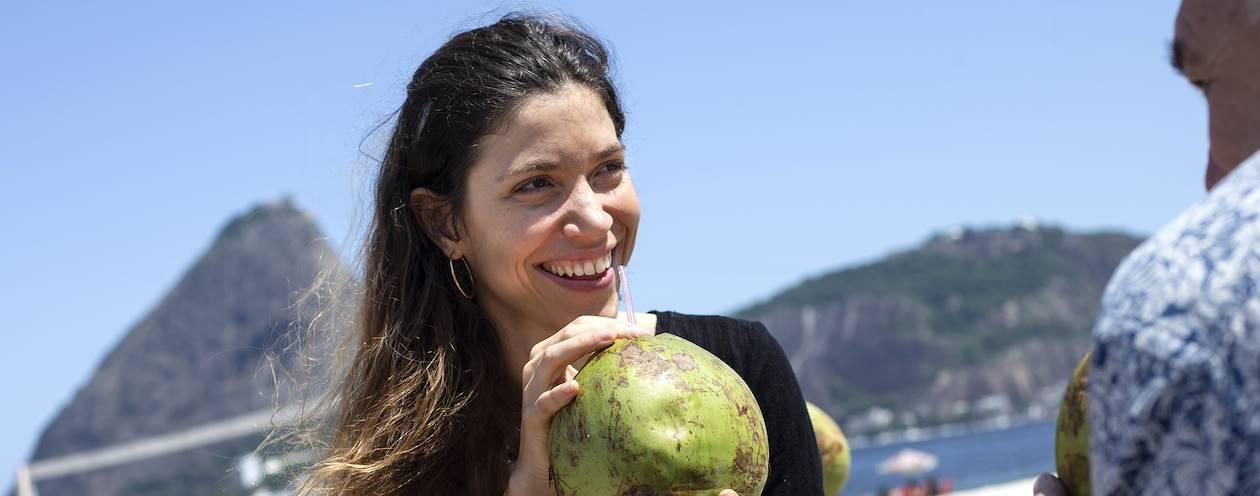 Rencontre avec Laurine, notre Welcome Host à Rio de Janeiro - Brésil