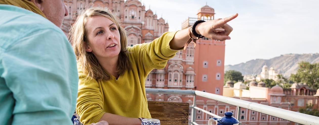 Rencontre avec Éline, notre Welcome Host à Jaipur - Inde