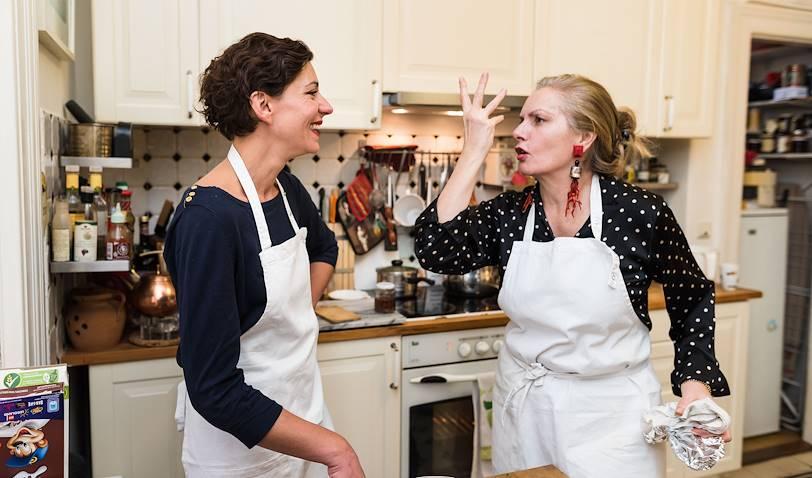 Cours de cuisine viennoise avec Madame Beck - Vienne - Autriche