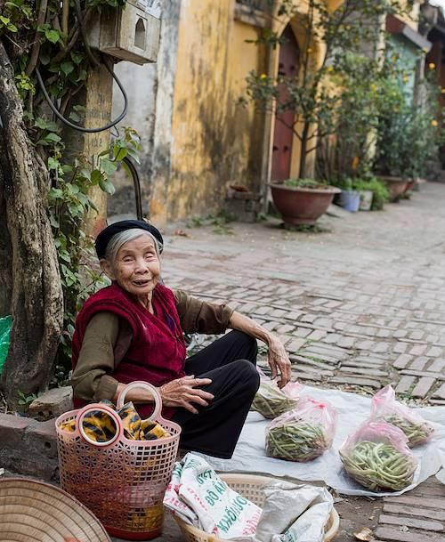 Le village de Mong Phu et ses maisons centenaires - Mong Phu - Vietnam