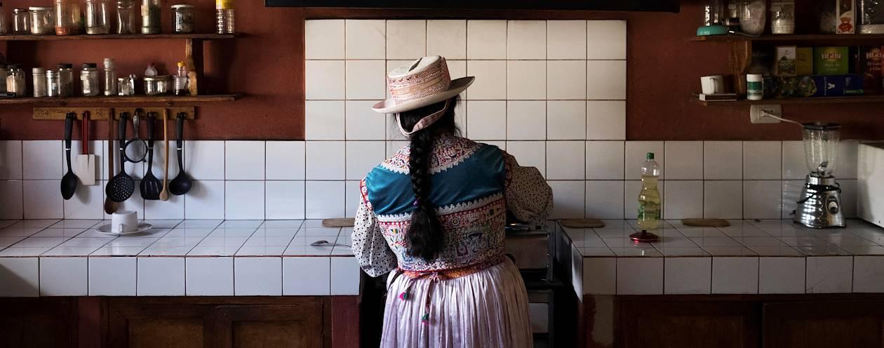 Casa de Guillermina - Yanque - Pérou