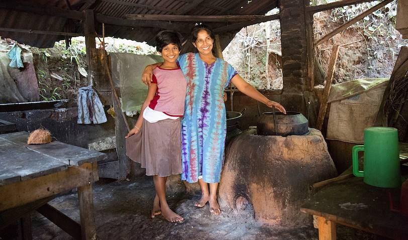 Randonnée avec un guide : rencontre des producteurs locaux - Kandy - Centre - Sri Lanka