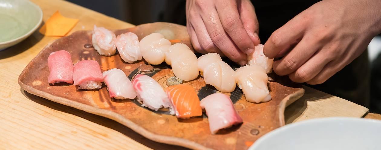 Cours de cuisine japonnaise - Japon