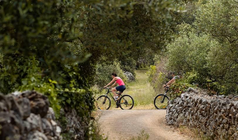 L'île de Hvar à vélo - Croatie
