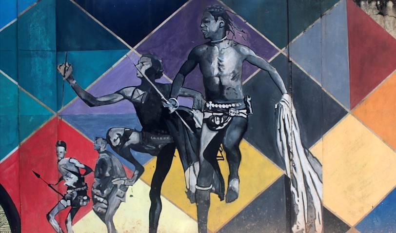 L'art contemporain à Tana - Antananarivo - Madagascar