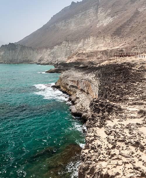 Falaises de Mughsail - Salalah - Oman