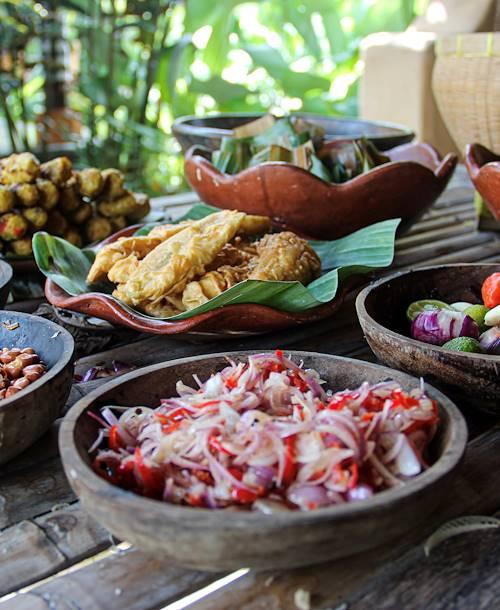 Initiation à la cuisine balinaise - Bangli - Indonésie