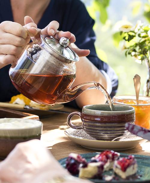 Afternoon Tea - Pays de Galles - Royaume Uni