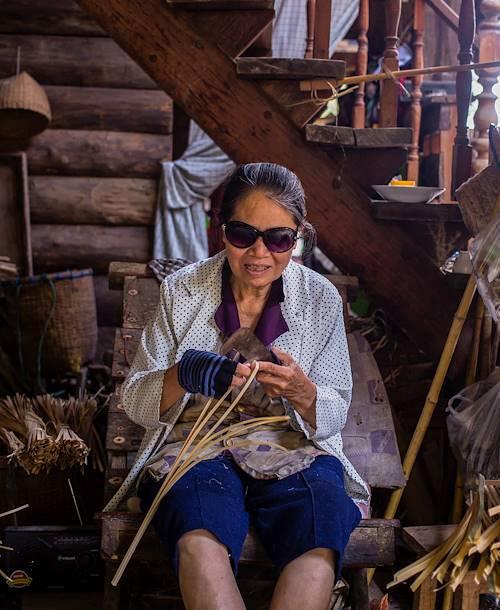 Découverte du village Mae Kampong et de ses habitants - Mae Kampong - Chiang Mai - Thaïlande