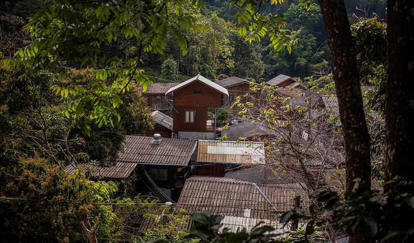 Découverte du village Mae Kampong - Mae Kampong - Chiang Mai - Thaïlande