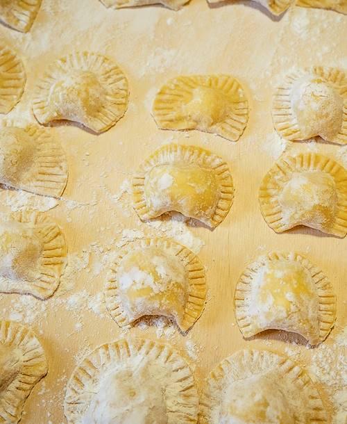 Cours de cuisine chez Monia - Florence - Toscane - Italie