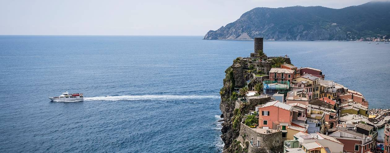 Vernazza - Cinque Terre - Ligurie - Italie