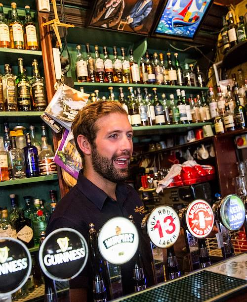 Balade gourmande à Galway - Galway - Irlande