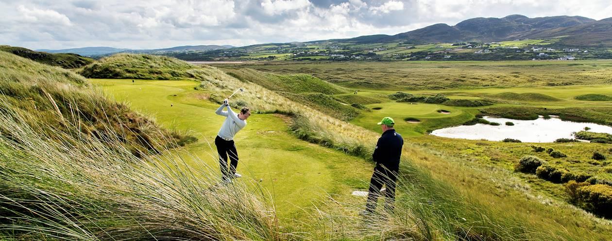 Ballyliffin Golf Club - Ballyliffin - Comté de Donegal - Irlande