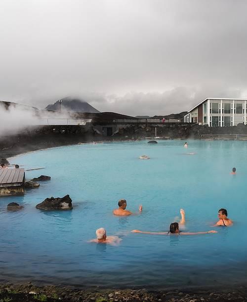 Les sources d'eau chaude de Myvatn - Myvatn - Islande