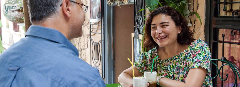 Rencontre avec Maryline, notre Welcome Host à Athènes - Athènes - Grèce